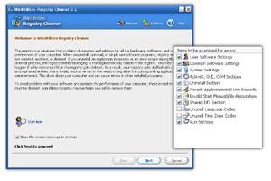 WinUtilities Registry Cleaner 5.01 screenshot