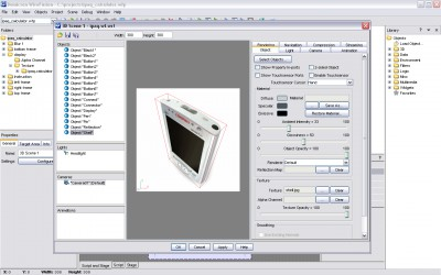 WireFusion Professional 5.0 screenshot
