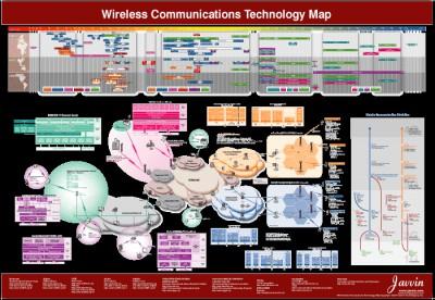 Wireless Technology Map v2 screenshot
