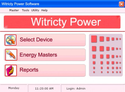 Witricity Power 1.0 screenshot