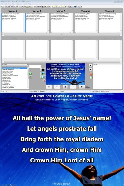 Worship Him! 4.63 screenshot