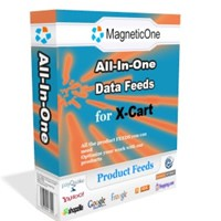 X-Cart All-in-One Product Feeds 13.1.16 screenshot