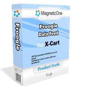 X-Cart Froogle Data Feed - X Cart Mod 4.0 screenshot