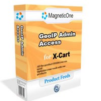 X-Cart GeoIP Admin Access - X Cart Mod 4.0 screenshot