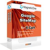 X-Cart Google SiteMap 3.6.9 screenshot