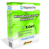 X-Cart PriceRunner Data Feed 8.4.5 screenshot