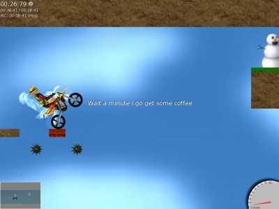 X-Moto 0.2 screenshot