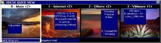 XDESK 4.66 screenshot