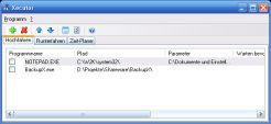 Xecutor 1.54 screenshot