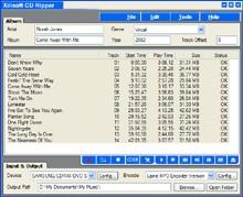 Xilisoft CD Ripper 2 1.7.36 screenshot