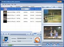 Xilisoft MPEG to DVD Converter 2 3.7.26.031 screenshot