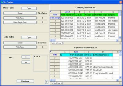 XL Fusion 3.0.15 screenshot