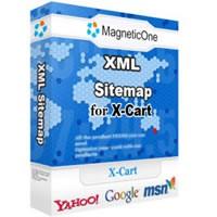 XML Sitemap for X-Cart 3.7.1 screenshot