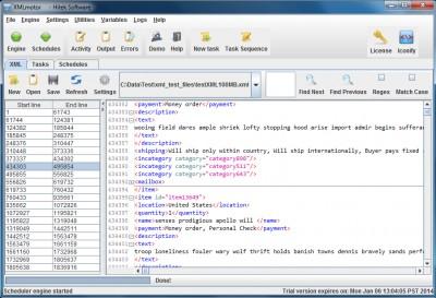 XMLmotor 10.25 screenshot