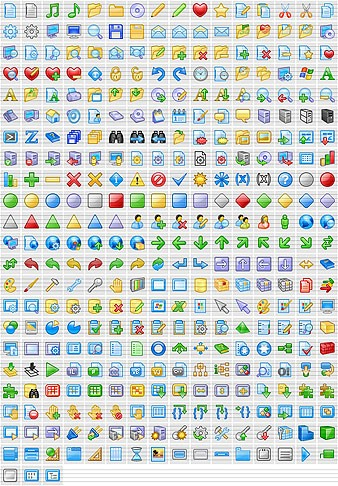 XP Artistic Icons Collection 3.5 screenshot