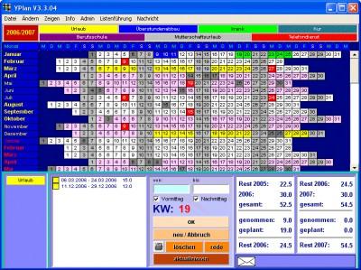 YPlan multi user 3.3.24 screenshot