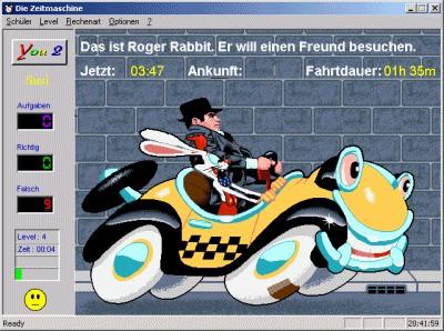 Zeitmaschine 1.3 screenshot