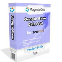 Zen Cart Google Base Data Feed 12.7.6 screenshot