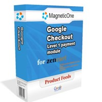Zen Cart Google Checkout Level 1 3.0 screenshot