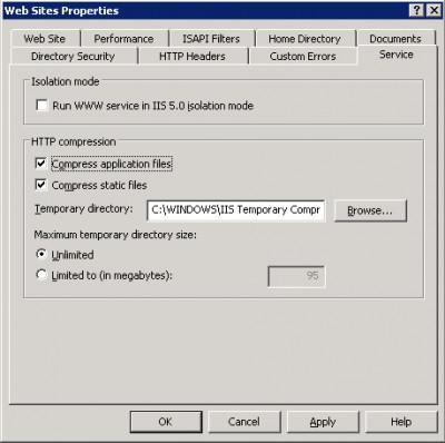 ZipEnable 4.0.3 screenshot