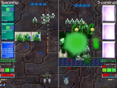 Zirconia 2: Battle 1.1 screenshot