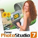 Zoner Photo Studio 7 Professional 1.0 screenshot
