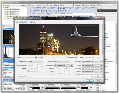 Zoner Photo Studio Professional 11 screenshot