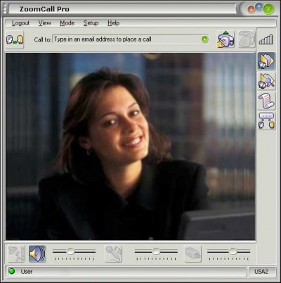 ZoomCall Pro VideoPhone 5.3.1 screenshot