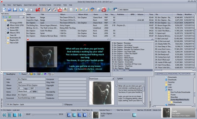 Zortam Mp3 Media Studio 25.55 screenshot