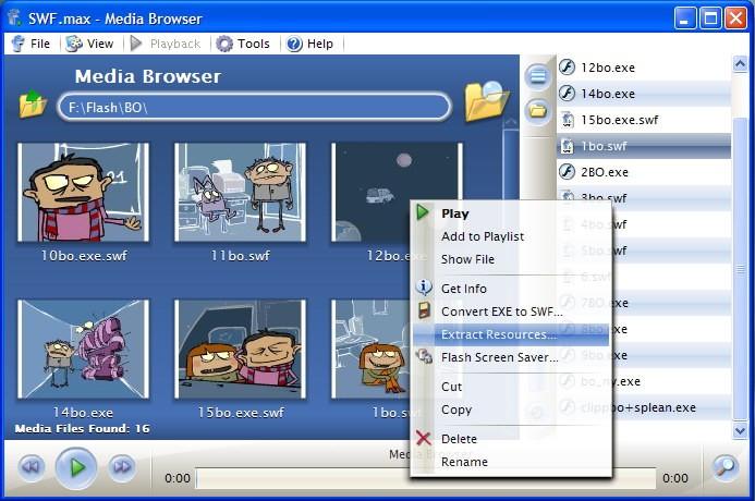 ๑۩۞۩๑ مكتبة بأهم و أقوى برامج التعامل مع ملفات الفيديو ๑۩۞۩๑ Aero-swf.max-flash-player
