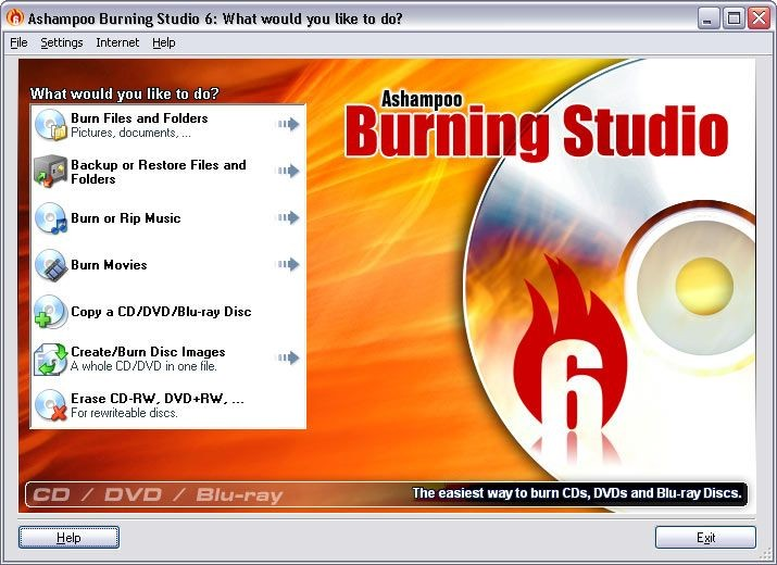 Ashampoo burning studio v7 21 activation ahcu