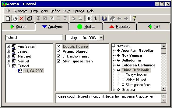 radar homeopathic software online