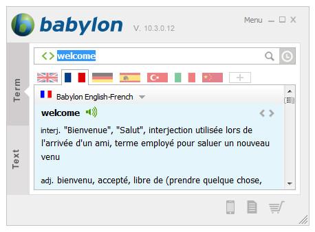 اشهر برنامج ترجمةفي العالم Babylon babylon.jpg