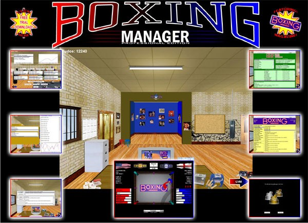 Boxing Manager Professional Edition 1.8.3 review and download