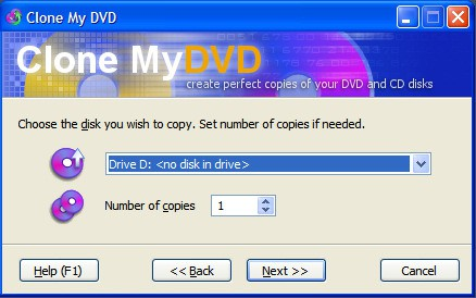 Clone My DVD 1.7 review and download