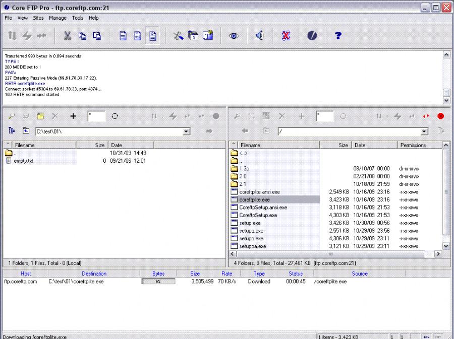 Core (Build 1725)برنامج الكمبيوتر core-ftp-pro.jpg