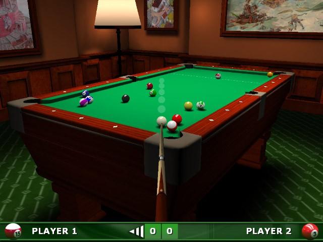 ���� Portable DDD Pool Best Of Billiard v12 ���� ���� �������
