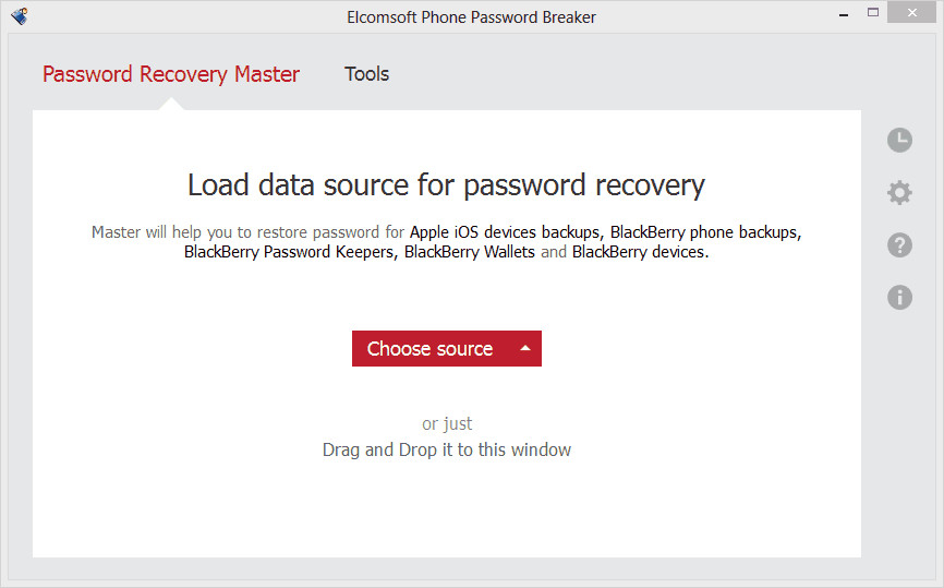Elcomsoft Phone Breaker 9 15 review and download