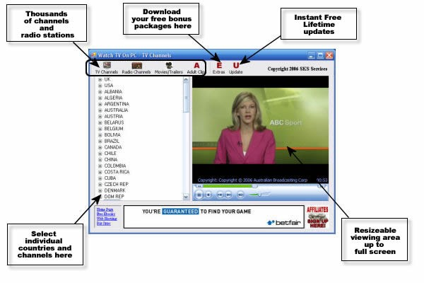 watch tv online: