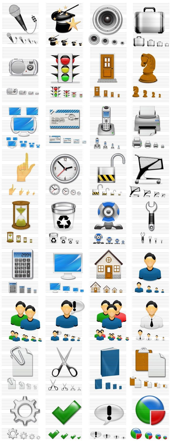 Iconshock Impressions - Professional icons for you 1.0 ...