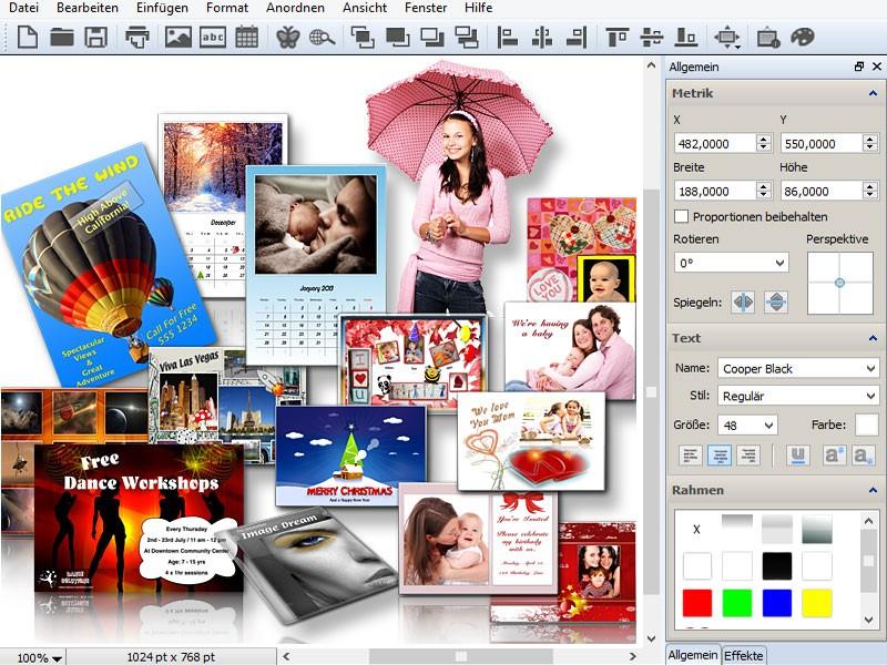 jalada collage for windows 4 0 0 bersicht und download. Black Bedroom Furniture Sets. Home Design Ideas