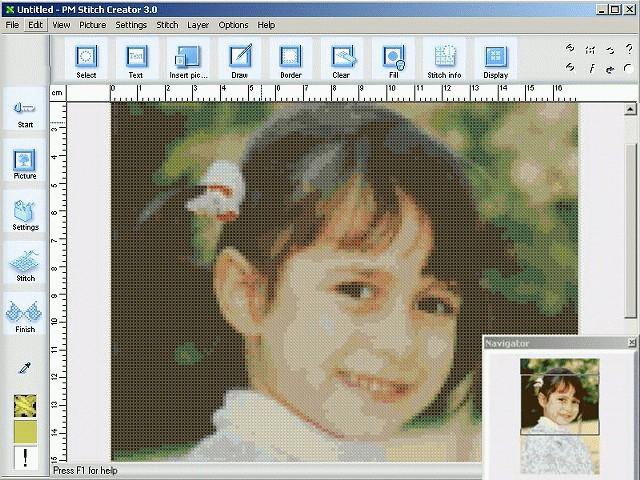 Программа Андроид Для Схем Вышивания По Фото