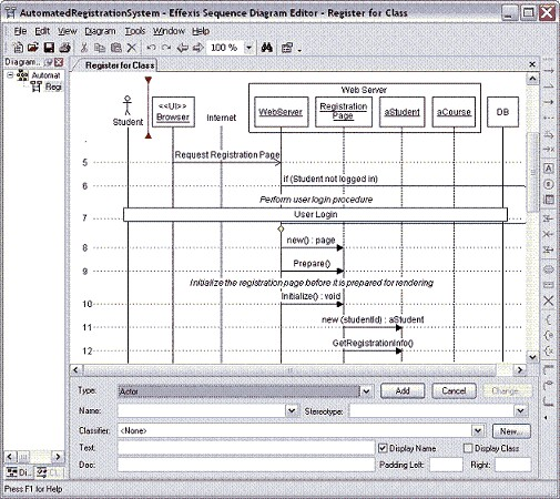 Sequence Diagram Editor 1 6 Review And Download