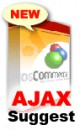 Ajax Search Suggest for OsCommerce