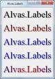 Alvas.Labels