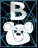 B letters for children