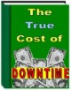 Ebook - The true cost of downtime