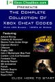 Free Xbox Cheats Collection