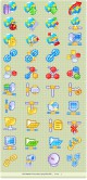 Network Mac icons 1.0