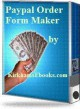 Paypal Order Form Maker $2.00 with Resal
